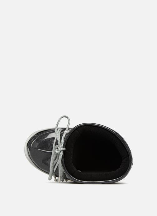 Stiefel Moon Boot STARRY schwarz ansicht von links