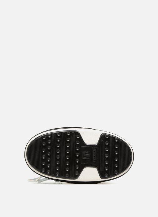 Stiefel Moon Boot STARRY schwarz ansicht von oben