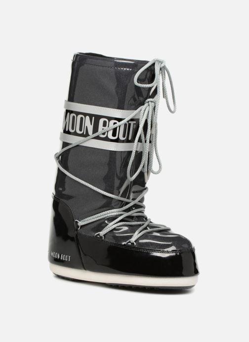 Stiefel Moon Boot STARRY schwarz detaillierte ansicht/modell