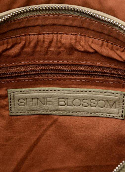 Sacs à main Shine Blossom Jasper Vert vue derrière