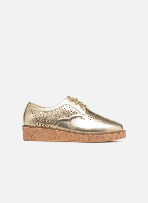 Chaussures à lacets Schmoove Woman Ariane Or et bronze vue derrière