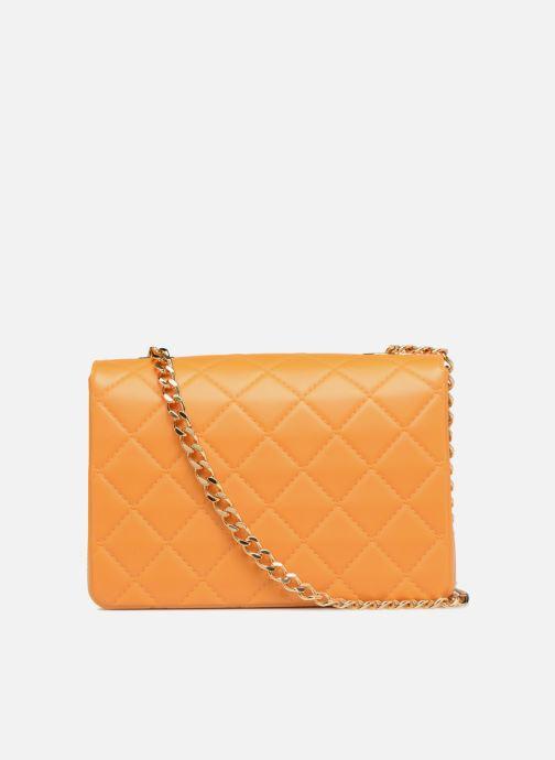 Handtaschen Designinverso Milano orange ansicht von vorne