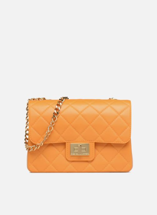Handtassen Designinverso Milano Oranje detail
