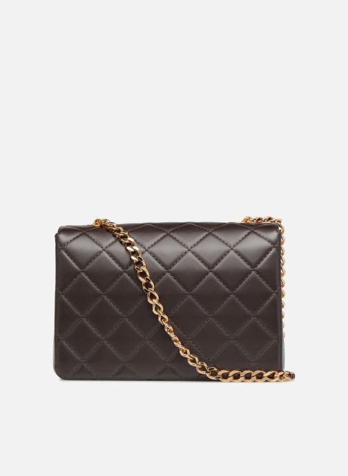 Handtaschen Designinverso Milano braun ansicht von vorne