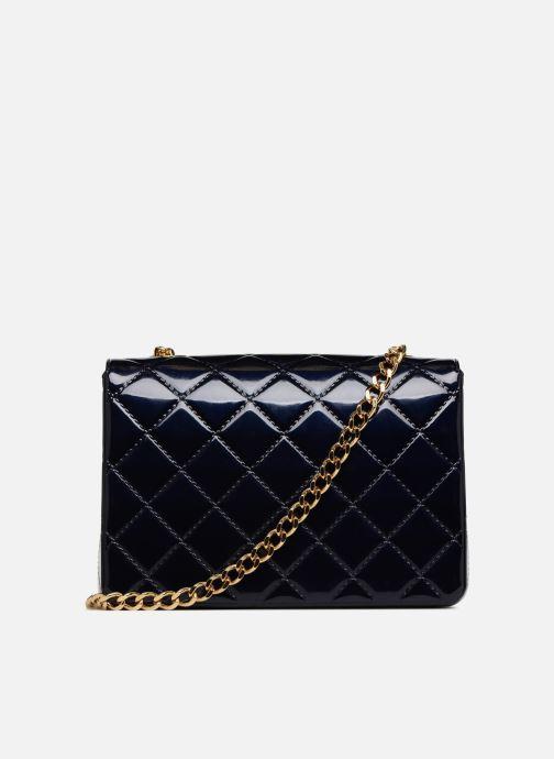 Handtassen Designinverso Milano Glossy Blauw voorkant