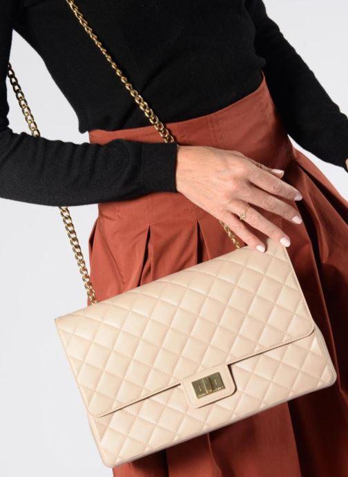 Handtassen Designinverso Milano Plus Beige onder