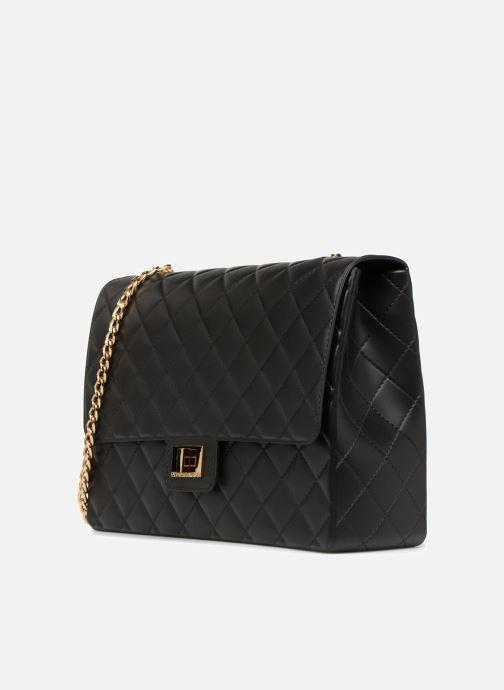 Bolsos de mano Designinverso Milano Plus Negro vista del modelo
