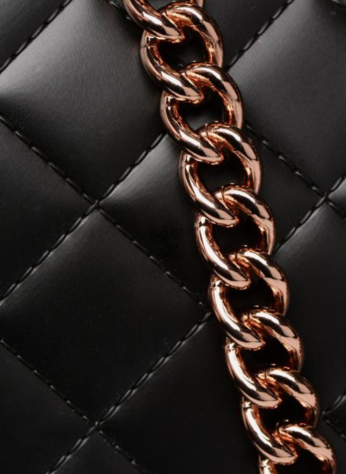 Bolsos de mano Designinverso Portofino Negro vista lateral izquierda