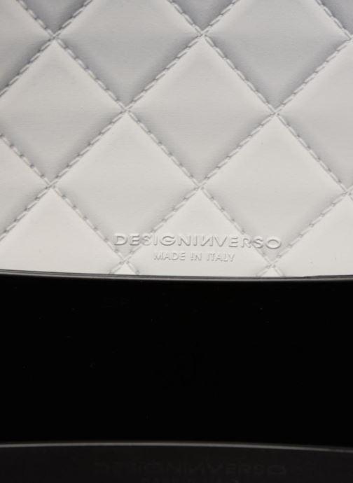 Borse Designinverso Taormina Grigio immagine posteriore
