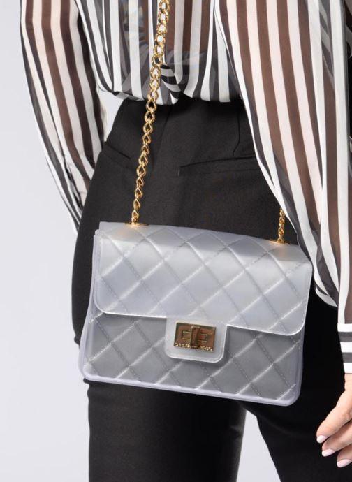 Handtassen Designinverso Taormina Grijs onder