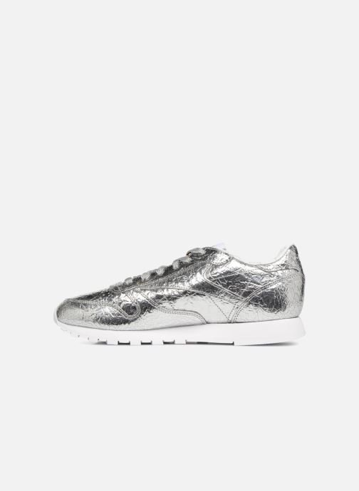 Baskets Reebok Classic Leather HD Argent vue face