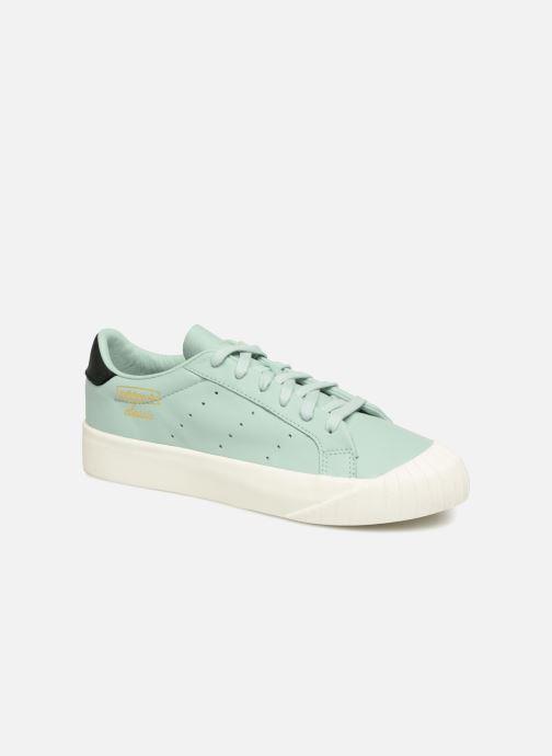 on sale f12a5 5821f Sneakers adidas originals Everyn Grøn detaljeret billede af skoene