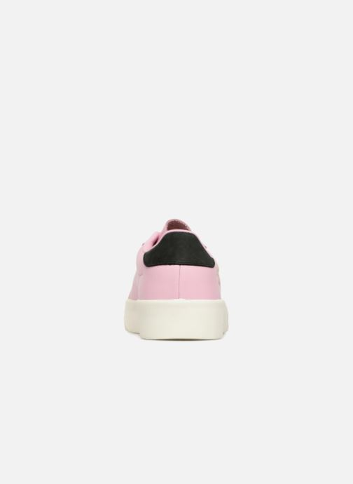 Trainers adidas originals Everyn Pink view from the right