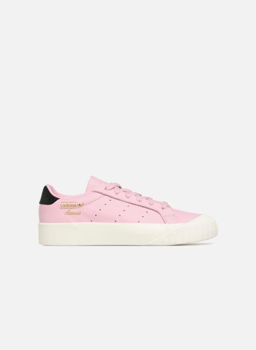 Sneakers adidas originals Everyn Roze achterkant
