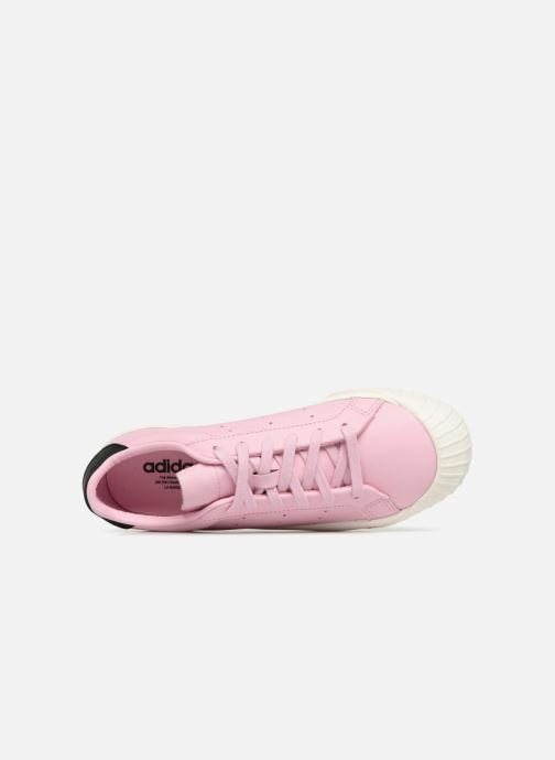 Trainers adidas originals Everyn Pink view from the left
