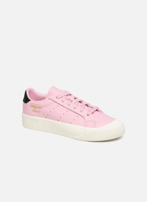 Trainers adidas originals Everyn Pink detailed view/ Pair view