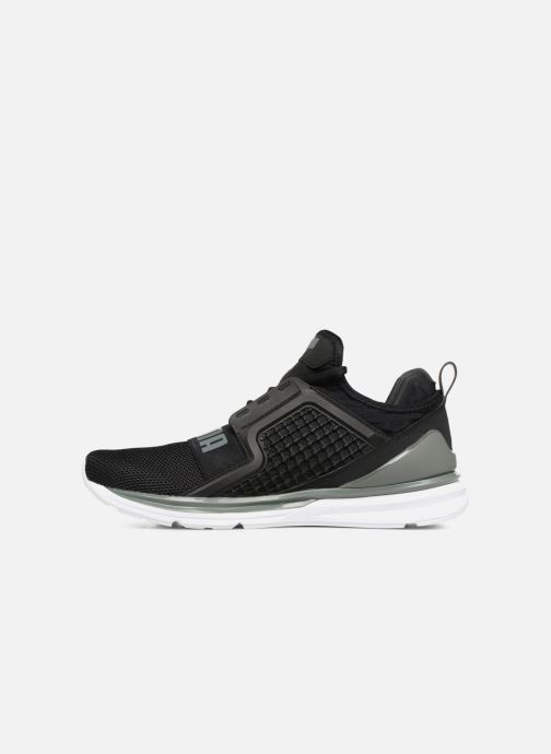 Sneakers Puma Limitless Knit Sort se forfra