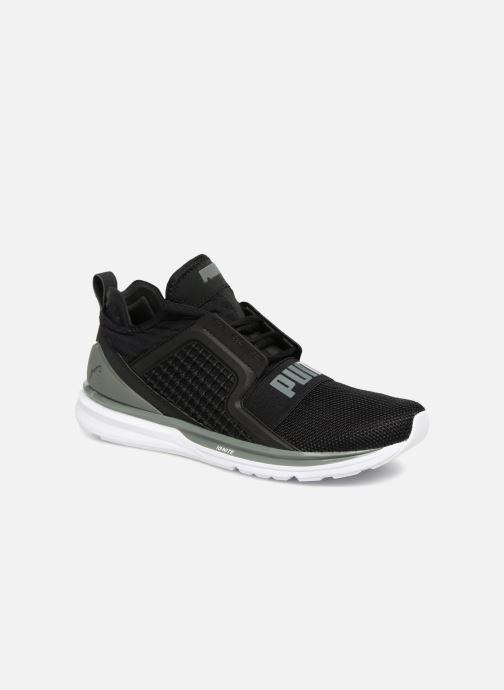 Sneakers Puma Limitless Knit Sort detaljeret billede af skoene