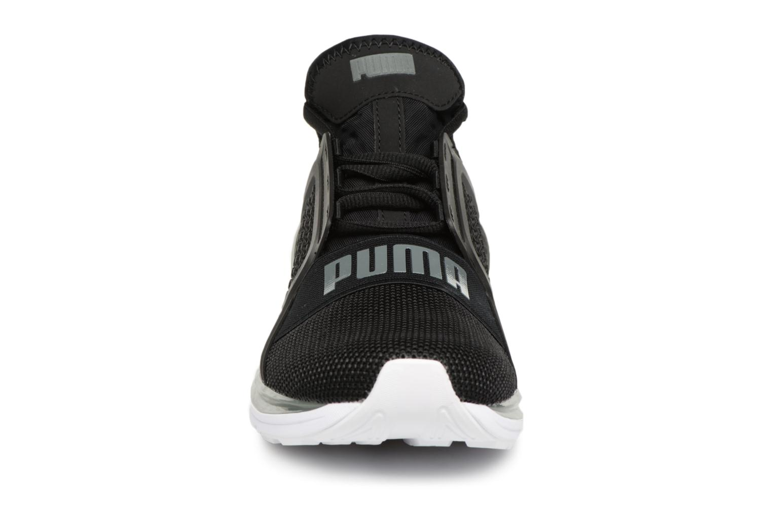 Puma Knit pebble Limitless Knit Limitless Puma pebble Black Black LpSUVGjzMq