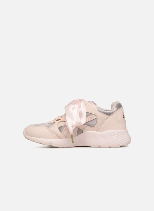 Baskets Puma Prevail Heart Satin Wn's Rose vue face
