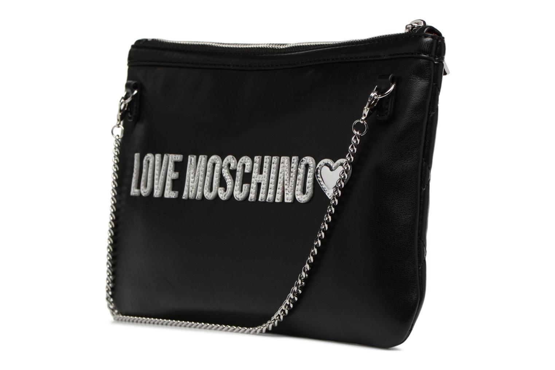 JC4203PP05KA Noir Moschino Love Pochette Love Moschino 1IwqvS