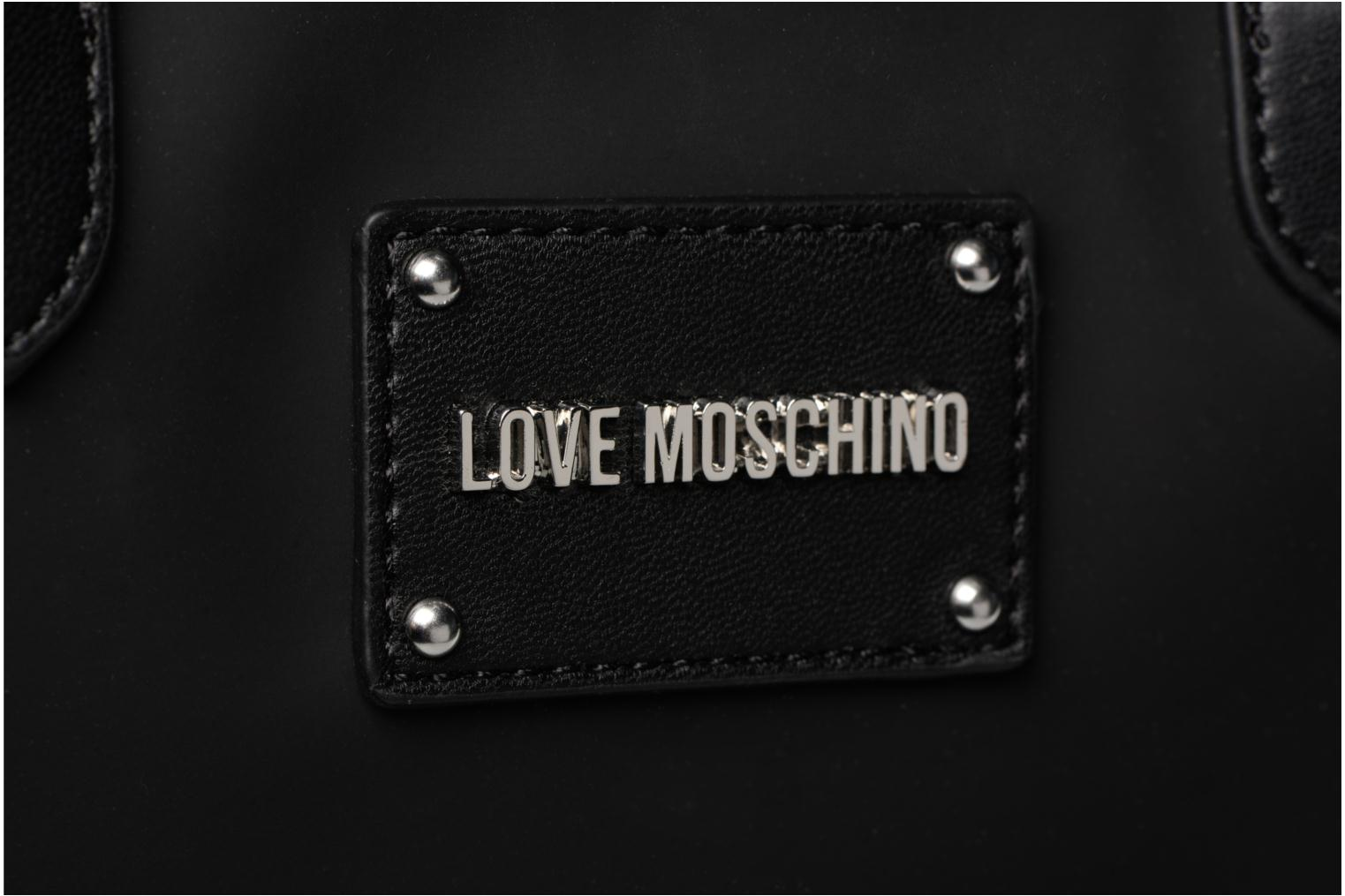 Noir sac JC4275PP05KJ simili Love Grand Moschino q1wXWPa