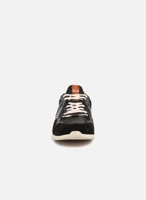 Baskets Diesel Sneakers noir Noir vue portées chaussures