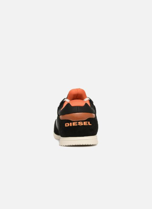 Trainers Diesel Sneakers noir Black view from the right