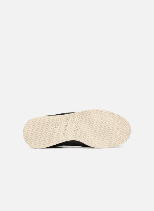 Baskets Diesel Sneakers noir Noir vue haut