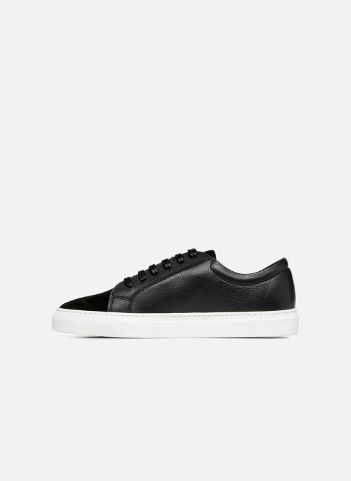 Sneaker Hutch H12 schwarz ansicht von vorne