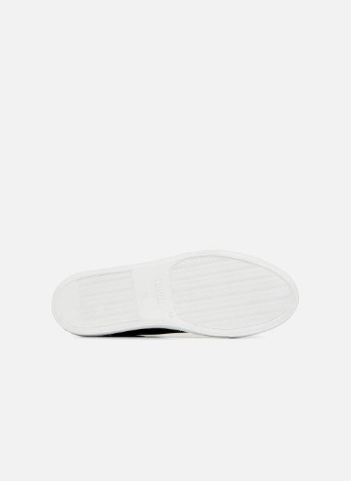 Sneaker Hutch H12 schwarz ansicht von oben