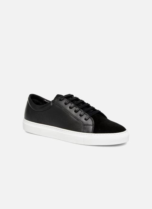 Sneakers Hutch H12 Zwart detail