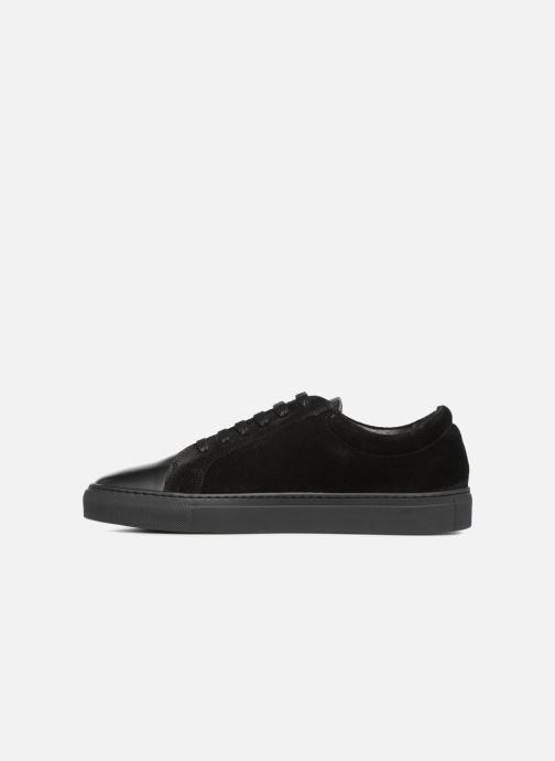 Sneakers Hutch H14 Zwart voorkant