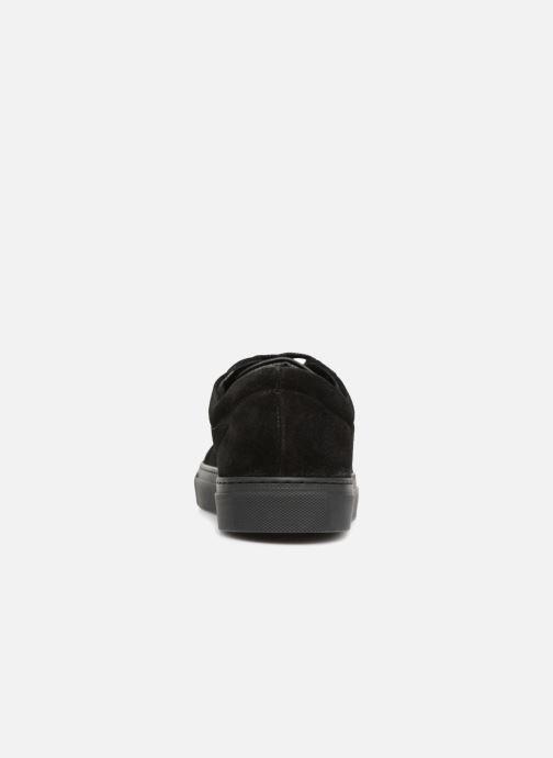 Baskets Hutch H14 Noir vue droite