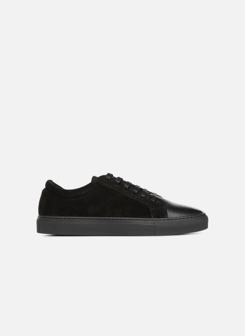 Sneakers Hutch H14 Zwart achterkant