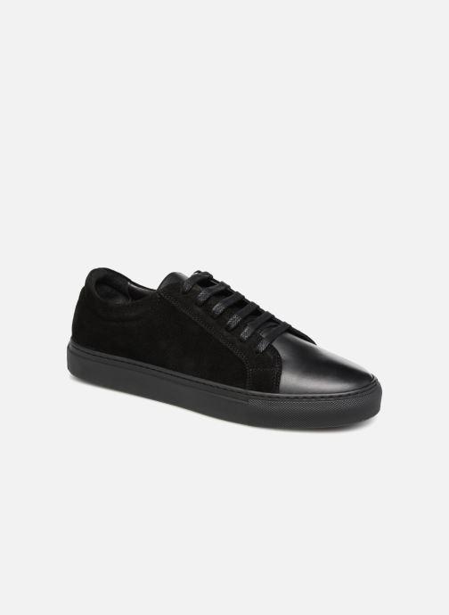 Sneakers Hutch H14 Zwart detail
