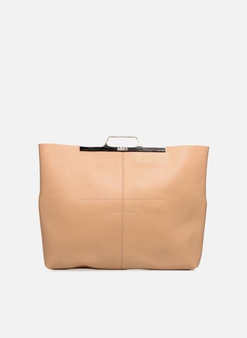 Handtaschen MM6 Martin Margiela S41WF0028 beige detaillierte ansicht/modell