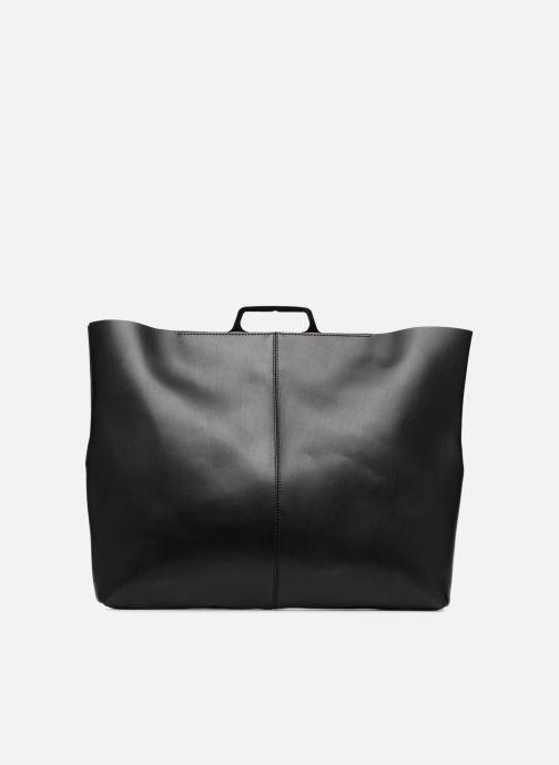 Handtassen MM6 Martin Margiela S41WF0028 Zwart voorkant