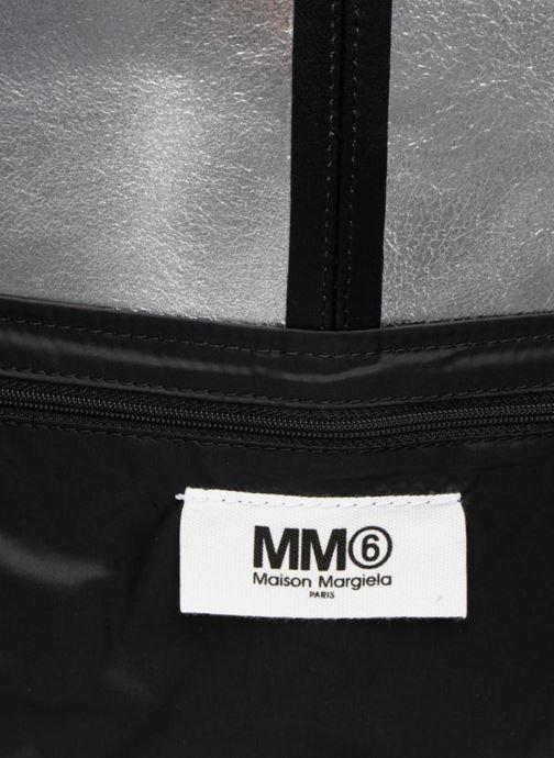 Sacs à main MM6 Martin Margiela S41WF0028 Noir vue derrière