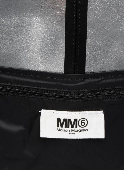 Handtassen MM6 Martin Margiela S41WF0028 Zwart achterkant