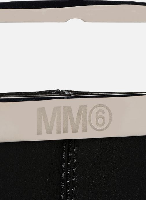 Handbags MM6 Martin Margiela S41WF0028 Black view from the left