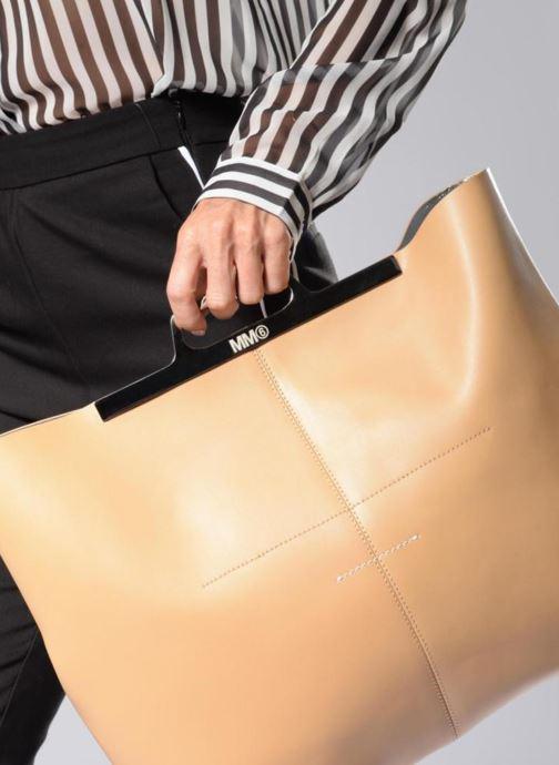 Handtassen MM6 Martin Margiela S41WF0028 Zwart onder