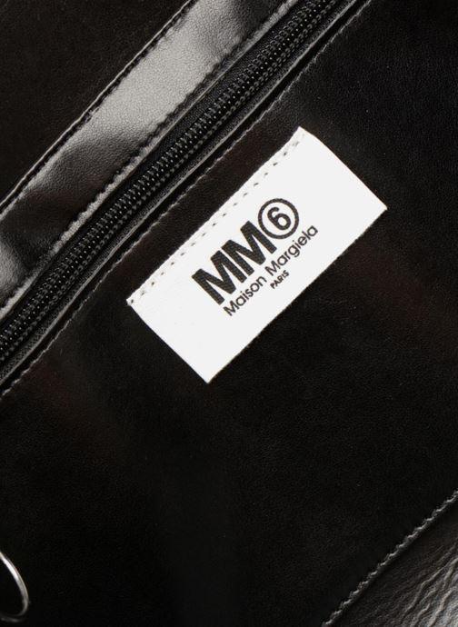 Pelletteria MM6 Martin Margiela S54WF0017 Marrone immagine posteriore