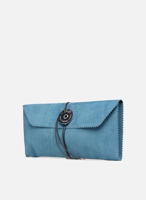Wallets & cases MM6 Martin Margiela S54WF0017 Blue model view