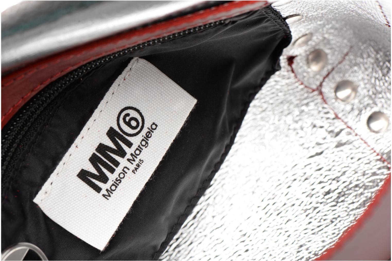 Sacs à main MM6 Martin Margiela S54WG0016 Rouge vue derrière