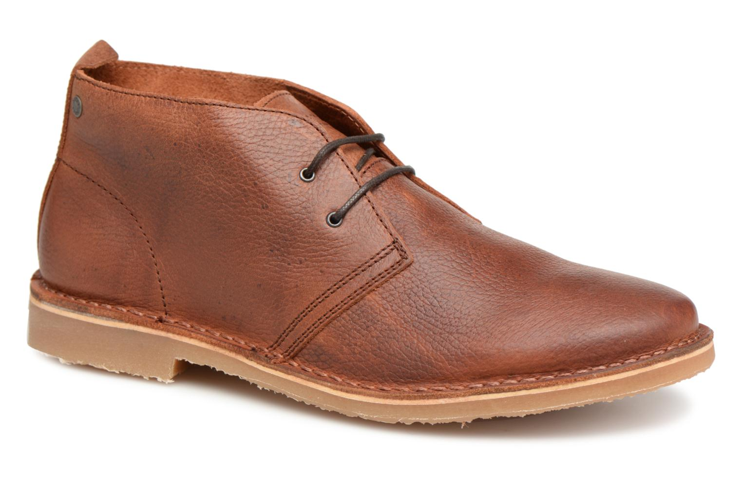 Boots Brown Stone