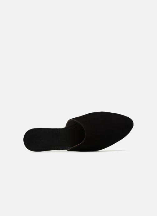 Mules & clogs Vero Moda 10196792 Black view from the left