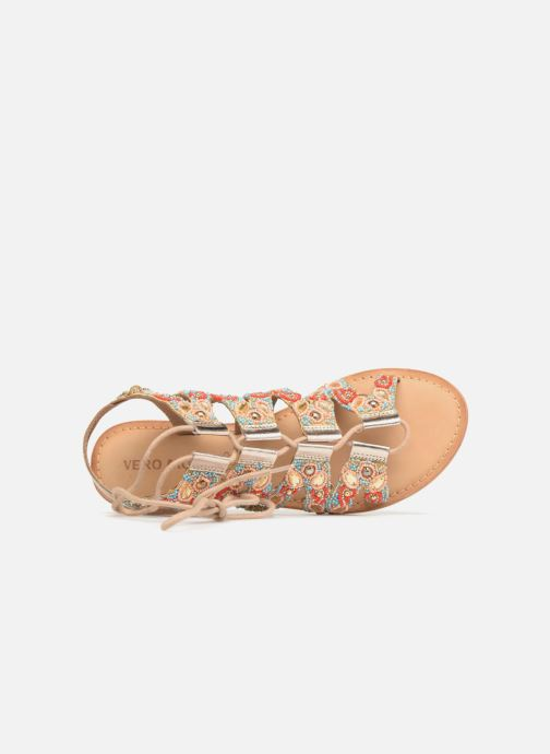 Sandalias Vero Moda Vmtyra Multicolor vista lateral izquierda