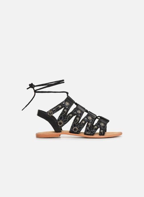 Sandales et nu-pieds Vero Moda Vmtyra Noir vue derrière
