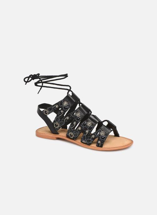 Sandales et nu-pieds Vero Moda Vmtyra Noir vue détail/paire
